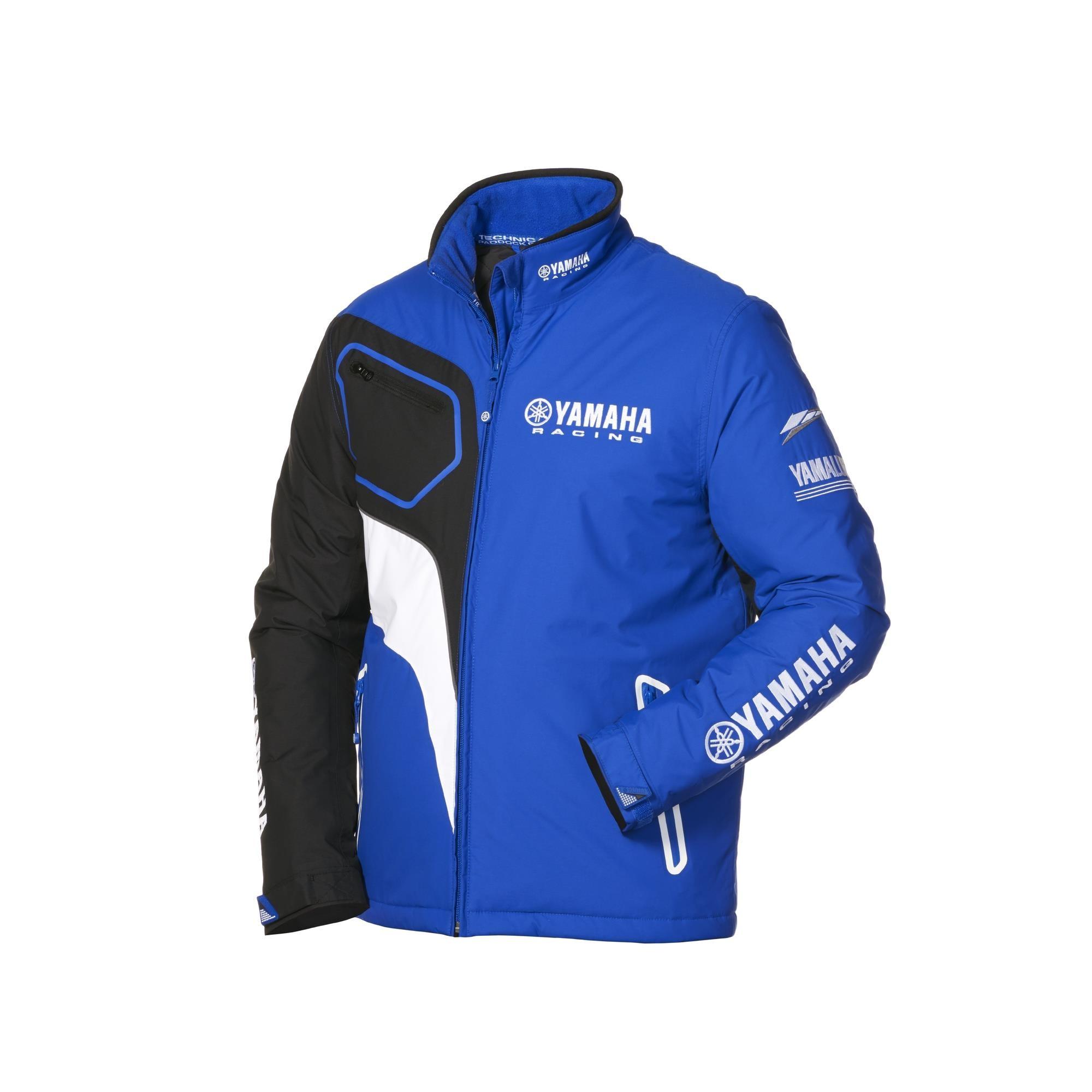 Paddock Blue Jacket Yamaha