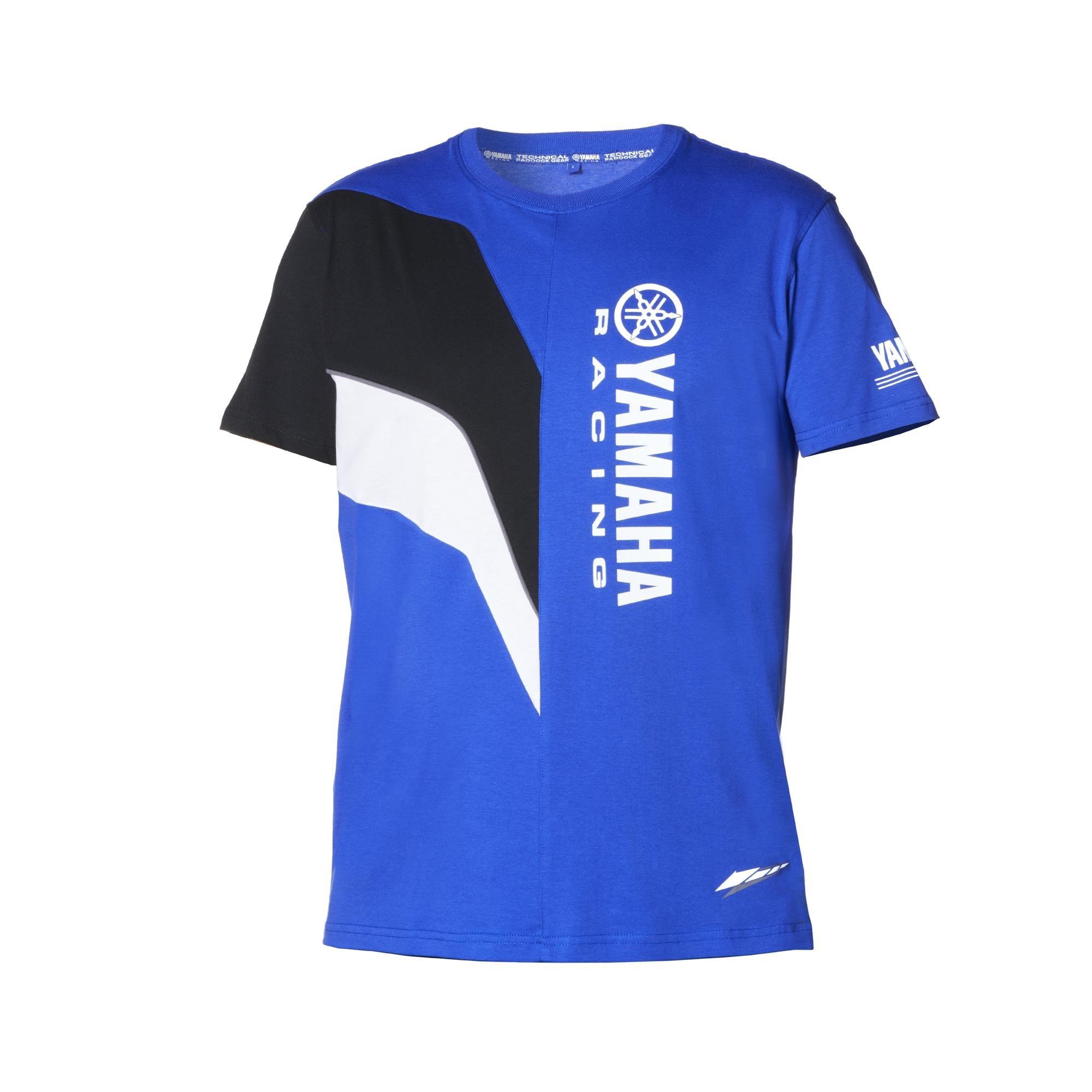 Paddock Blue T-shirt Yamaha