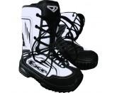Oktane SX Boot White FXR