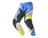 ALPINESTARS RACER BRAAP PANT YELLOW BLUE LIME