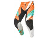 ALPINESTARS RACER SUPERMATIC PANT ORANGE WHITE TEAL