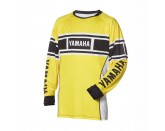 60th Anniversary MX Riding Jersey Yamaha