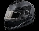 FXR Fuel Modular Helmet Chark/Blk