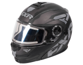 FUEL MODULAR ELITE HELMET W/ ELEC SHIELD FXR