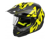 FXR Torque X Core Helmet with Electric Shield