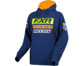 FXR RACE DIVISION PULLOVER HOODIE