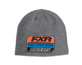 FXR RACE DIVISION PATCH BEANIE