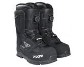 FXR Backshift Boot BOA Black