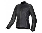 RENEE LEATHER TEXTILE JACKET Alpinestars