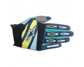 TECHSTAR FACTORY GLOVES Lime Alpinestars