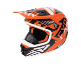 THROTTLE YOUTH BATTALION HELMET FXR