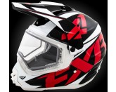 Torque X El. Red/Black Gloss FXR