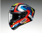 SHOEI X SPIRIT 3 disain kiiver