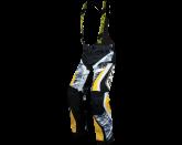 X System Grey Warp Yel Pants FXR