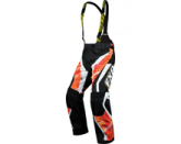 X System Red/Yel Warp Pants