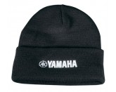 Yamaha Roll Up 3D Beanie Black