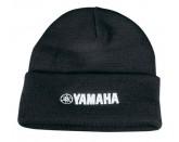 Yamaha Roll Up 3D Beanie Black